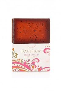Pacifica Natural Soap Island Vanilla -- 6 oz by Pacifica