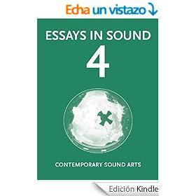 Essays In Sound (English Edition)