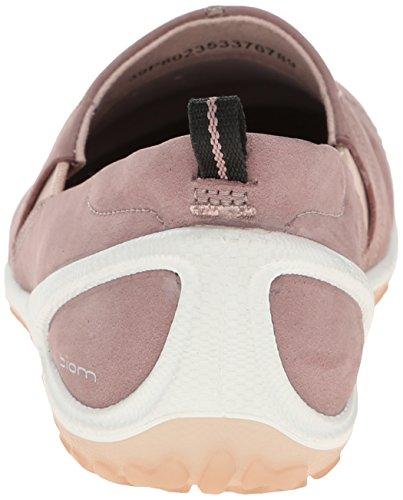 2015年秋冬新款,ECCO Biom Lite自然律动系列 女式一脚蹬休闲鞋图片