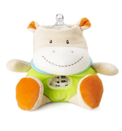 Milkysnugz Humphrey the Hippo Baby Bottle Holder