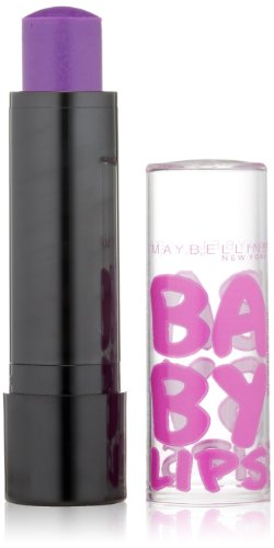 Maybelline New York Baby Lips Balm Electro, Berry Bomb, 0.15 Ounce front-373049