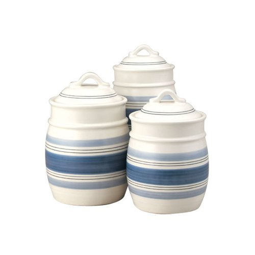 sc 1 st  Canister Sets & Pfaltzgraff Rio 3-Piece Canister Set