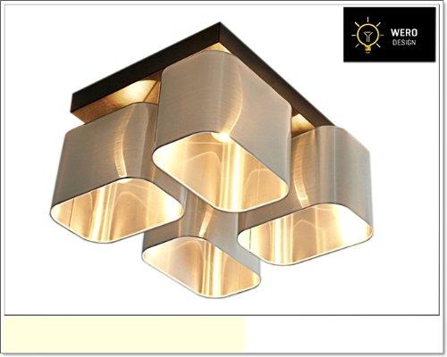 Wero Design Deckenlampe Deckenleuchte Leuchte-Merida-006-Silver