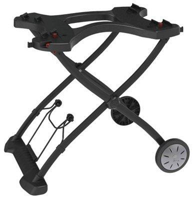 awardpedia weber 6557 q portable cart for grilling. Black Bedroom Furniture Sets. Home Design Ideas