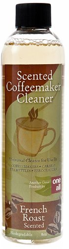 Bistro Universal Coffeemaker Cleaner, French Roast Scented