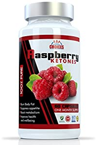 Raspberry Ketones - Weight Loss Supplement - 100% Pure Raspberry ketones - Max Strength - 1200mg - All Natural Lean Weight Loss Appetite Suppressant Supplement For Men And Woman - A REAL 30 Day Supply - 100% Money Back Guarantee - Suitable For Vegetarians - Made In Great Britain