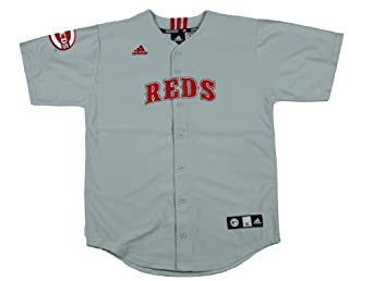 MLB Youth Cincinnati Reds Cooperstown Collection Jersey by Adidas by adidas