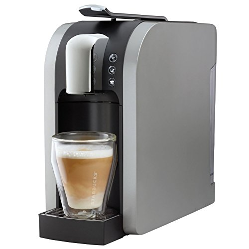 Starbucks Verismo Single-Cup Coffee And Espresso Maker 11023258 , Black