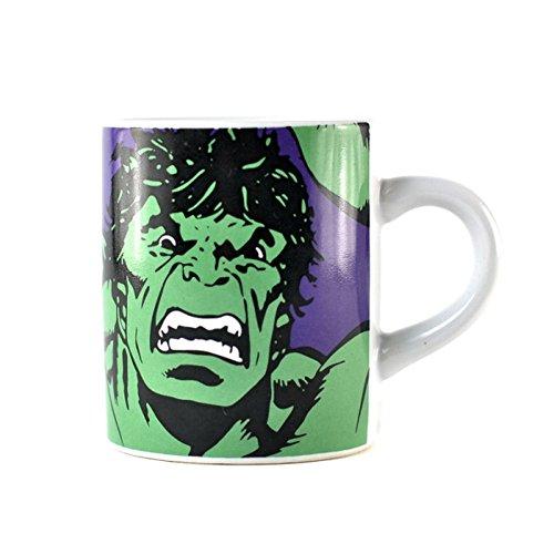 Marvel Comics Boxed Mini tazza Hulk nostalgico caffè ufficiale del prodotto