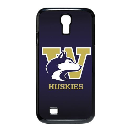 Fashion Popular NCAA Washington Huskies Team Logo Durable HARD Samsung Galaxy S4 I9500 Case at Amazon.com