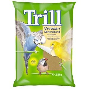 Trill - Vivosan Mineralsand 4 x 2,5 kg