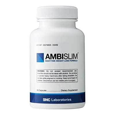 Ambislim - Night Time Weight Loss Aid. Lose Weight While You Sleep!