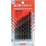 ナチ(NACHI) 鉄工用ドリル 10本セット