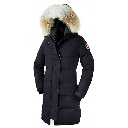 Canada Goose Shelburne Ladies Parka 3XL Navy (Canada Goose Navy Women compare prices)
