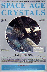 Space Age Crystals (Space Stations)