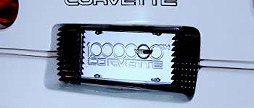 1991-1996 Corvette Rear License Plate Louver (License Plate Louver compare prices)
