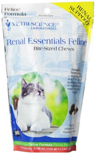 Vetri-Science Laboratories Renal Essentials Feline Supplement for Pets