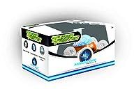 Mindscope Turbo Twister Light Up LED Stunt RC Remote Control Vehicle – Orange (27 MHz)