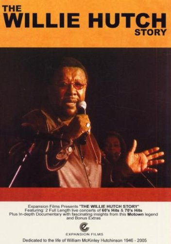 Willie Hutch - The Willie Hutch Story [DVD]