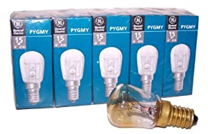 3 Bombillas de lámpara de sal himalaya de tornillo pequeño - BebeHogar.com