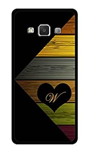 Samsung Galaxy A3 Printed Back Cover