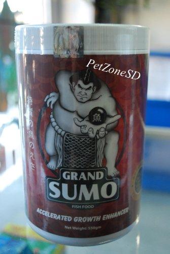 Grand Sumo Accelerated Growth Enhancer - Flowerhorn Cichlid Fish Food 550g (Cichlid Food Bulk compare prices)