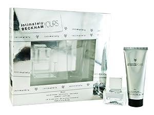 Beckham Intimately Yours homme/man, Geschenkset (Eau de Toilette 30 ml + Hair und Body Wash 75 ml)
