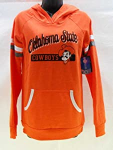 Oklahoma State University Cowboys Short Stop L S Hoodie by Oklahoma State Cowboys