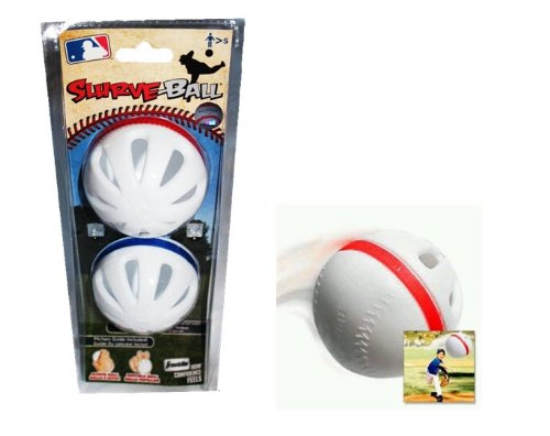 Franklin Slurve Baseball Set ~ Pack of 2 - 1