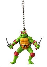 Teenage Mutant Ninja Turtles Figure Ceiling FAN PULL light chain (RAPHAEL - red mask)