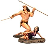 Conan The Barbarian Cover Vol. 1 1/8 All Resin Model Kit