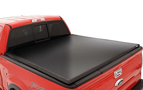 Lund 950193 Genesis Tri-Fold Tonneau Cover (2014 Silverado Folding Bed Cover compare prices)