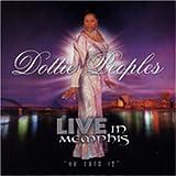 echange, troc Dottie Peoples - Live in Memphis
