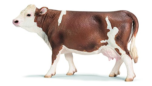 Schleich Simmental Cow - 1