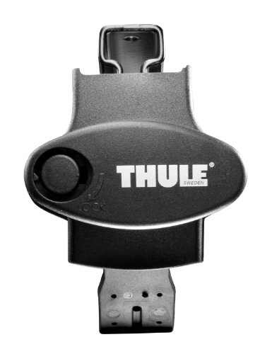 Thule 450R CrossRoad Railing Roof Rack Foot Pack (Set of 4) (Thule Cross Bar Lock compare prices)