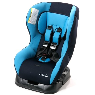 Osann Kinderautositz Basic SP luxe I-Tech Dark