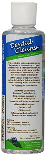 Natural Chemistry Dental Cleanse Oral Hygine Treatment