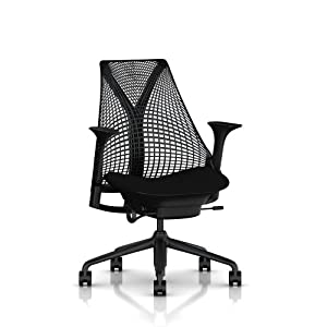 SAYL Chair by Herman Miller - Basic - Black
