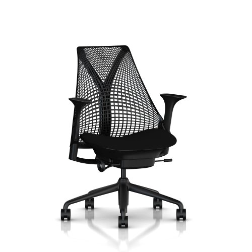 SAYL Chair by Herman Miller - Official Retailer - Basic - Black