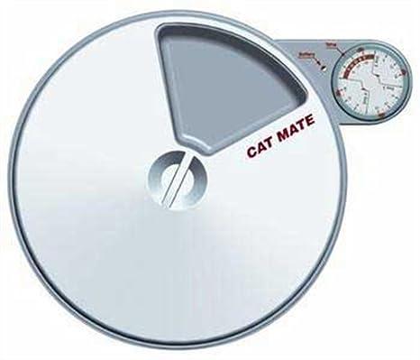 Time Release Cat Food Dispenser