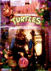 Picture of Playmates Foot Soldier Action Figure, Shredder's Right Hand Mummy - 1995 Series TMNT Teenage Mutant Ninja Turtles (B000OJ3CX4) (TNMT Action Figures)
