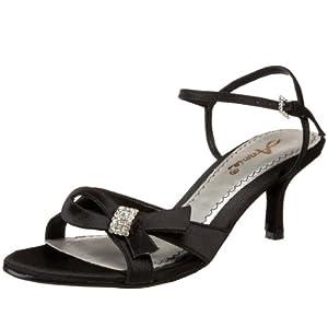 Annie Shoes Women's Engagement Ankle-Strap Sandal