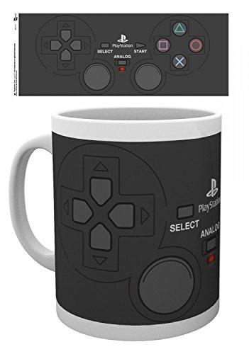 Playstation - Dualshock 2 Tazza Da Caffè Mug (9 x 8cm)
