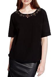 Shirts/Blouses - VICTORIA SHELL SS [T69-8802J-S]