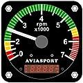 Aviasport Rotax 912 Tachometer / Hourmeter - 3-1/8 In. from AVIASPORT