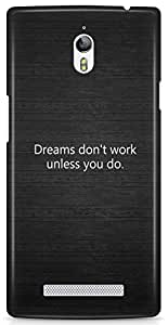 Oppo Find 7 Back Cover by Vcrome,Premium Quality Designer Printed Lightweight Slim Fit Matte Finish Hard Case Back Cover for Oppo Find 7