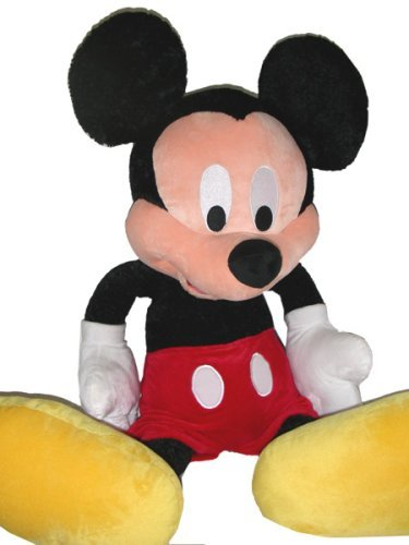 Disney Giant Mickey Mouse Plush Toy -- 41''