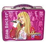 Hannah Montana Glam Rocker Tin Lunch Box