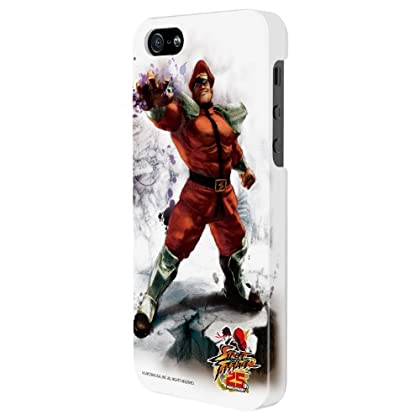 Bluevision iPhone 5s/5用ケース StreetFighter 25th Anniversary for iPhone 5s/5 Vega BV-SF25TH-VEGA