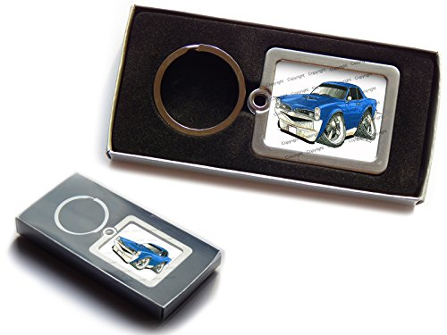 pontiac-gto-classic-1967-sports-car-official-koolart-premium-metal-keyring-with-gift-box-choose-a-co